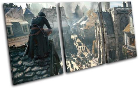 Assassin's Creed Unity Gaming - 13-2332(00B)-TR21-LO